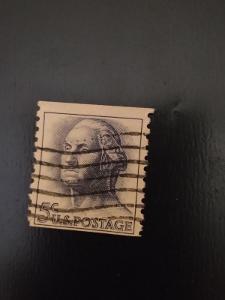 USA, George Washington, 1. rezident