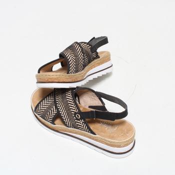 Dámské sandály Rieker V7967