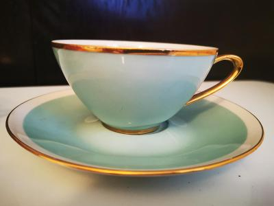 Čajová sada šálku s podšálky