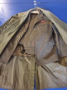 Vojenská uniforma 3