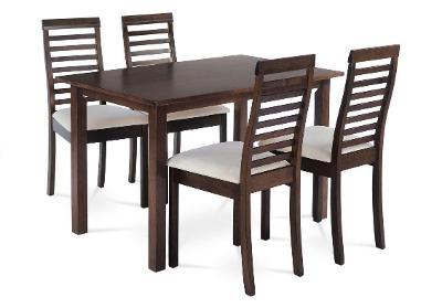 Prodám zánovní  jídelní stůl + 4x židle