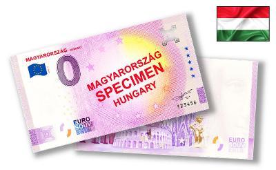 HU003 ● Euro Souvenir ● MAGYARORSZÁG Hungary [2021]