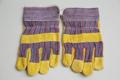 pracovní ochranné rukavice vel M/L VÍC V POPISU