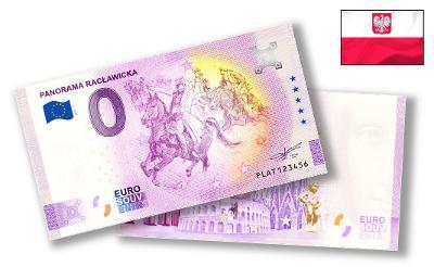 PL032 ● Euro Souvenir ● PANORAMA RACŁAWICKA [2021]