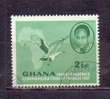Ghana - Mich. č. 2