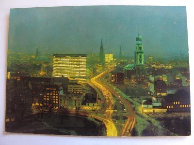 HAMBURG 1974 VF