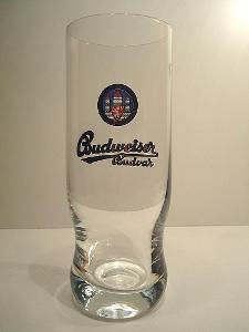 Pivní sklenice pivovar Budvar 02 0,5L