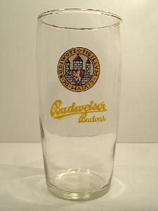 Pivní sklenice pivovar Budvar 04 0,5L