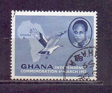 Ghana - Mich. č. 4