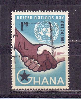 Ghana - Mich. č. 37
