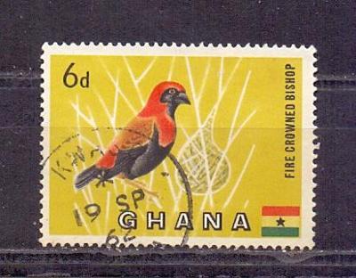 Ghana - Mich. č. 55