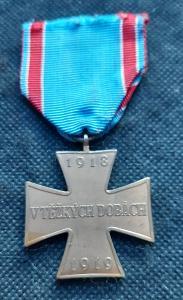 Pamětní medaile V těžkých dobách 1918-1919