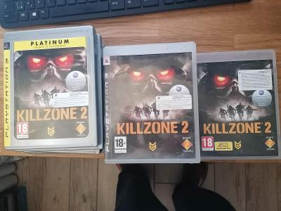 PS3 KILLZONE 2 - SONY Playstation 3