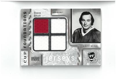 Steve Shutt - Montreal Canadiens - jersey