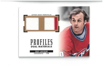 Guy Lafleur - Montreal Canadiens - jersey