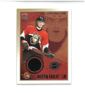 Martin Havlat - Ottawa Senators - jersey