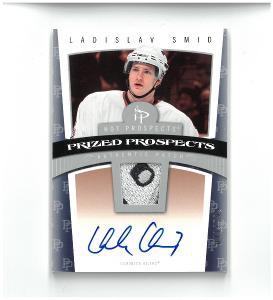 Ladislav Šmíd - Edmonton Oilers - jersey + autographed