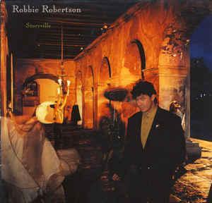 ROBBIE ROBERTSON - Storyville - CD 1991 rock , ex Band
