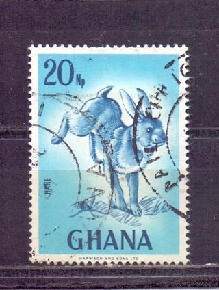 Ghana - Mich. č. 316
