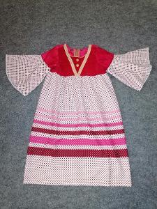 Šaty pro princeznu vel.104/110