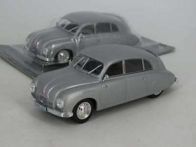 Tatra T600 Tatraplan Kultovní auta 1:43 Kult01