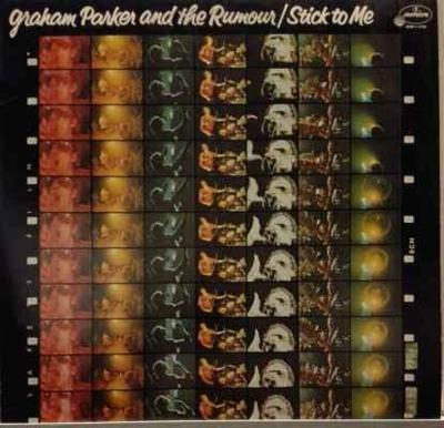 LP Graham Parker And The Rumour - Stick To Me EX