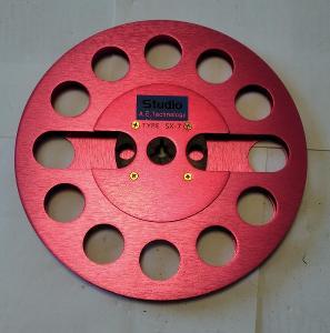 Cívka hliníková RED pr. 18cm pro kotoučové magnetofony