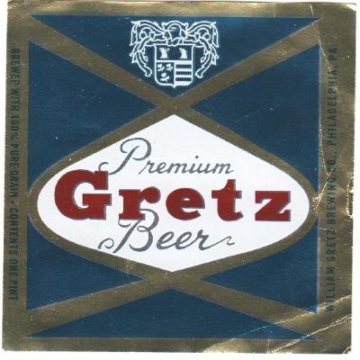USA Gretz Brg - Philadelphia 38 - jiný obsah