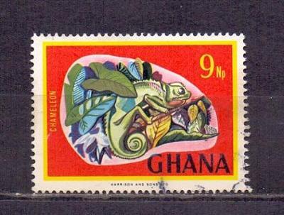 Ghana - Mich. č. 315