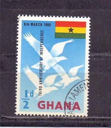 Ghana - Mich. č. 73