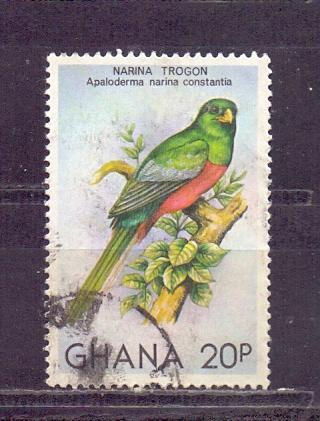 Ghana - Mich. č. 872