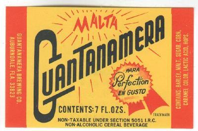USA Guantanamera Brg - Auburndale