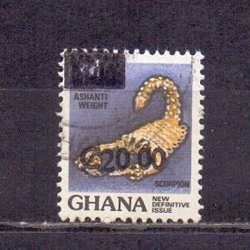 Ghana - Mich. č. 1194