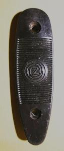 bakelit - KRYTKA PAŽBY - ČZ !!! délka cca 13cm + podložka