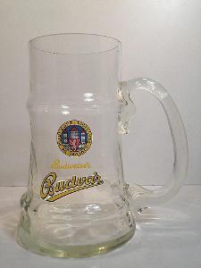 Pivní sklenice pivovar Budvar 03 B 0,5L