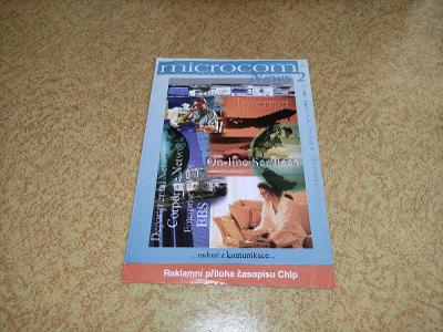 Microcom News 2 - reklamní příloha časopisu Chip 1995