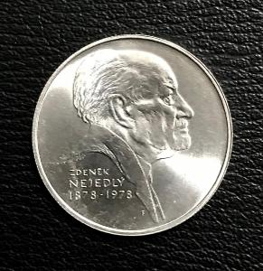 Mince 50 Kčs Zdeněk Nejedlý 100. výročí narození 1978,perfektní stav!