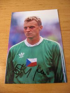 Jan Stejskal - ČR - orig. autogram