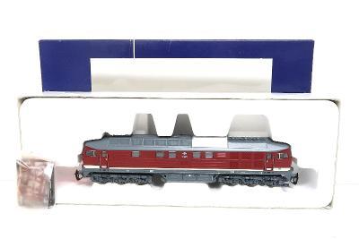 Roco - DSS - Dieselová lokomotiva BR 132 DR - TT