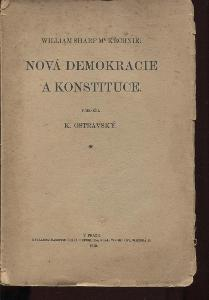 Nová demokracie a konstituce