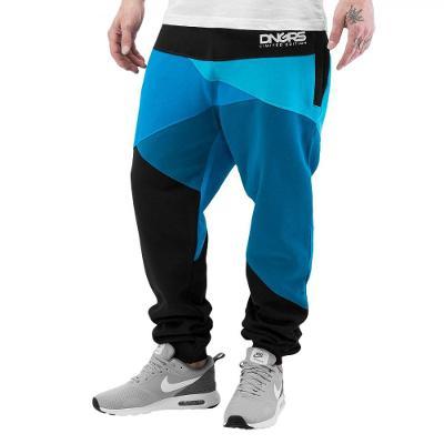 Tepláky Dangerous DNGRS / Sweat Pant Locotay in blue (5XL) NOVÉ !!!