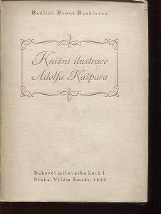 Knižní ilustrace Adolfa Kašpara (Adolf Kašpar, Rukově