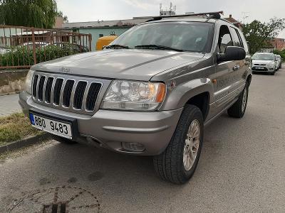 Jeep Grand Cherokee 2,7 CRDI , Limited