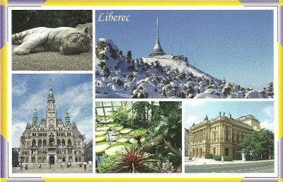 Liberec -Ještěd   ok.