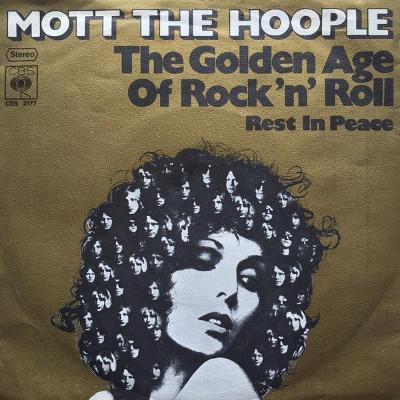 MOTT THE HOOPLE-THE GOLDEN AGE OF ROCK N ROLL 1974.