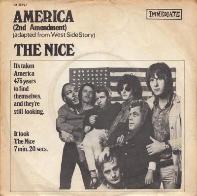 THE NICE-AMERICA 2ND AMENDMENT 1968.