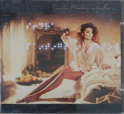 CD Sandra – Paintings In Yellow
