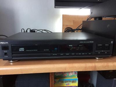 CD přehrávač PHILIPS CD584