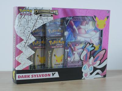 Pokémon TCG: Celebrations Sylveon V Box