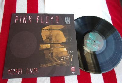 ⚠️ LP: PINK FLOYD - SECRET TIMES, jako nové MINT!!!! Europe pressing